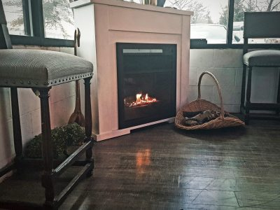 Lincoln USA Showroom Ember Fireplaces w Edison, NJ